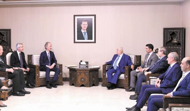 La Syrie se dote d'un Comité constitutionnel mais la paix est encore loin