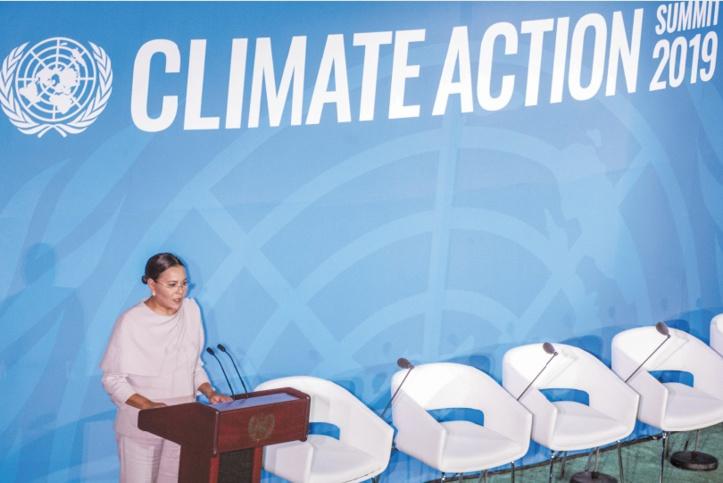 S.A.R la Princesse Lalla Hasnaa lance la Plateforme de la jeunesse africaine pour le climat
