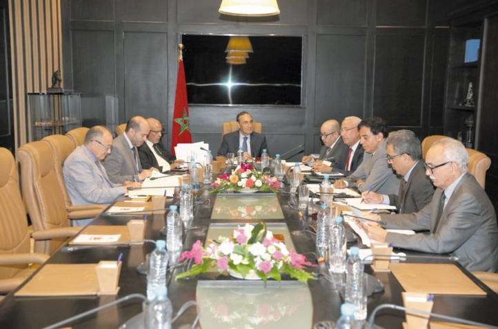 Habib El Malki s'entretient avec la présidente de la Commission africaine des droits de l'Homme et des peuples