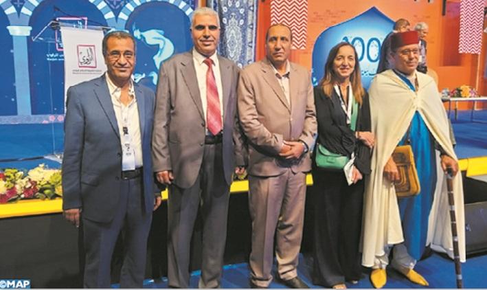 Le Maroc prend part au Festival international du conte de Sharjah