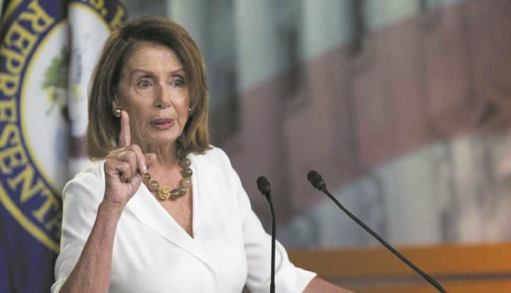 Nancy Pelosi, lanceuse malgré elle de la procédure de destitution de Trump