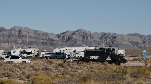 Insolite : Aliens et base secrète dans le désert du Nevada