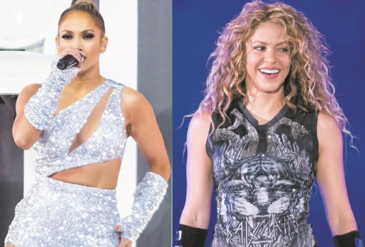 Jennifer Lopez et Shakira chanteront au prochain Super Bowl