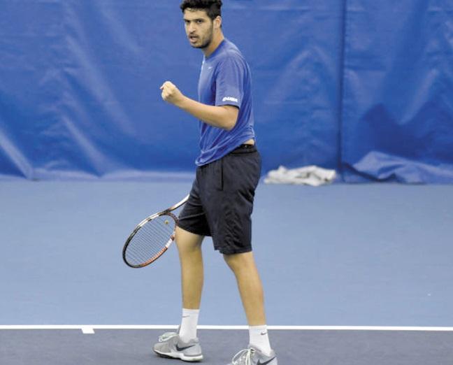 Tournoi ITF de Jounieh au Liban : Adam Moundir sort vainqueur d'un tableau relevé