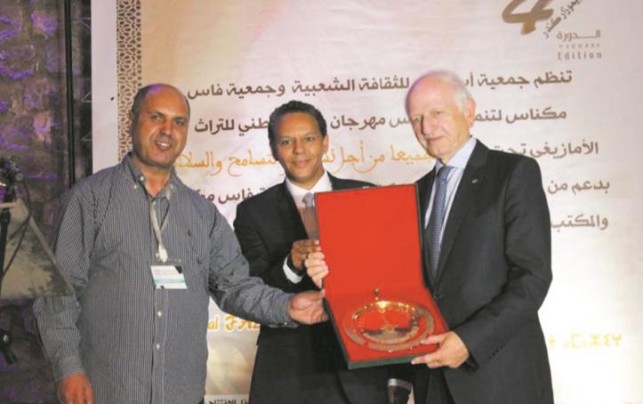 Le patrimoine amazigh à l'honneur à Imouzzer Kandar