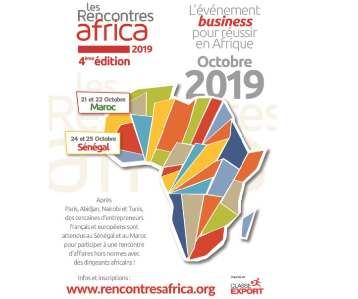 Les Rencontres Africa mettent le cap sur le Maroc et le Sénégal