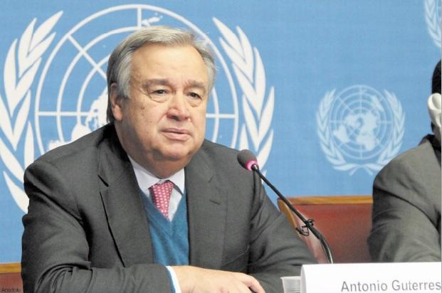 Antonio Guterres espère le maintien d'une dynamique politique au Sahara