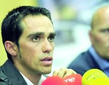 Contador continue sa carrière et n'exclut pas de faire appel