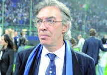 """Massimo Moratti: """"Les joueurs doivent davantage mouiller le maillot"""""""