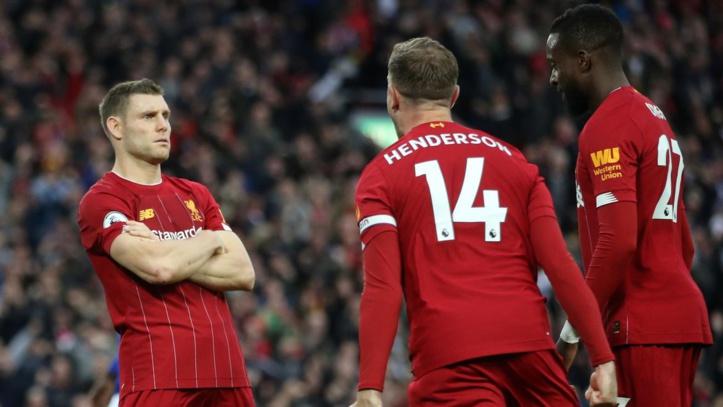 Premier League : Liverpool sur son grand huit