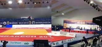 Marrakech à l'heure des Championnats du monde de judo vétérans et juniors