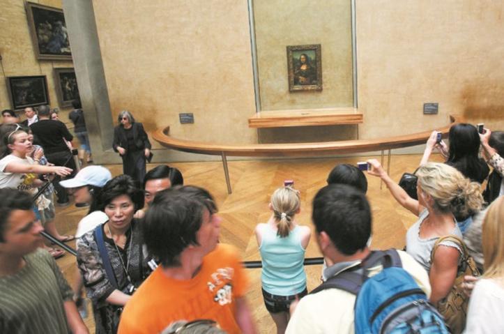 La Joconde retrouve sa place au Louvre