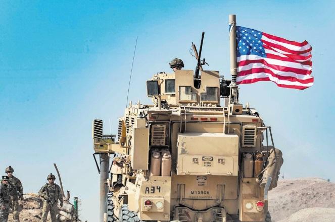 Début du retrait des soldats américains des abords de la frontière turco-syrienne