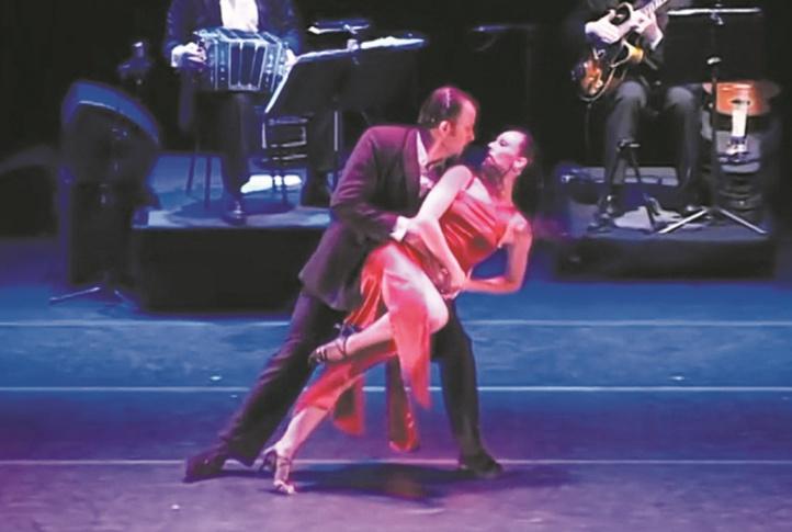 Première édition du Marrakech Tango Festival