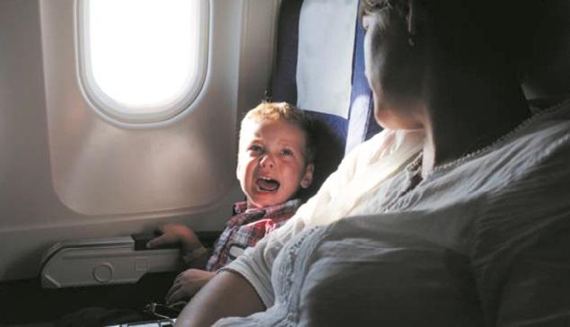 Insolite : Bébés dans l'avion