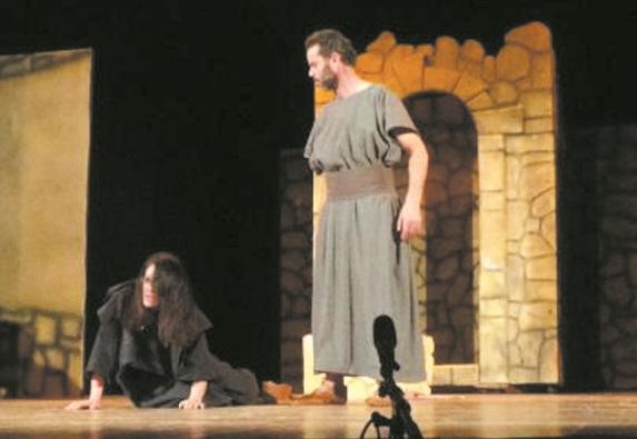 Le théâtre amazigh en fête à Tiznit