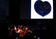 Animé par Jacques Cambra, ciné concertiste, compositeur et chef d'orchestre français : Le Ciné-Concert au centre d'une formation à Meknès