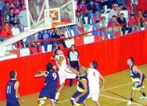 Report du championnat de basketball : Tout va bien dans le désordre