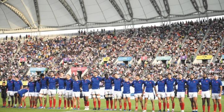 Mondial de rugby : Le typhon Hagibis emporte Angleterre-France et Nouvelle-Zélande - Italie