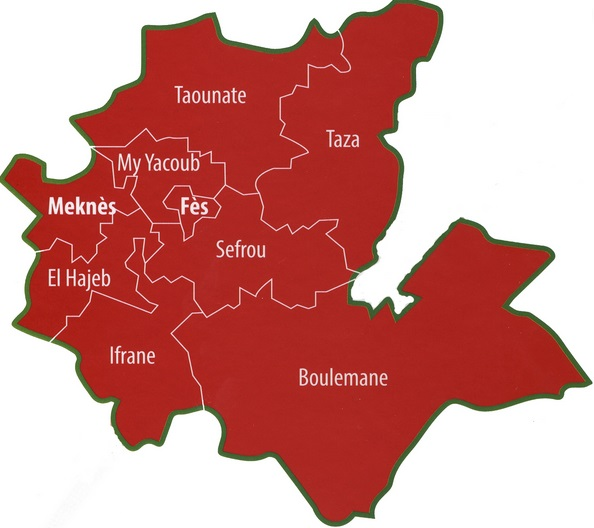 Les potentialités de la région présentées à Charjah