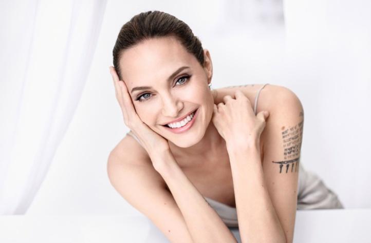 Angelina Jolie : Je ne me suis jamais cantonnée dans un confort physique ou émotionnel