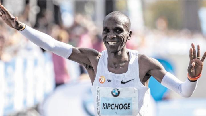 Eliud Kipchoge L'ascète du marathon