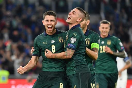 Euro-2020 : L'Italie qualifiée, l'Espagne devra attendre
