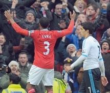 Manchester United s'offre Liverpool : L'animosité entre Suarez et Evra a empoisonné l'atmosphère