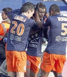 Fortunes diverses pour Montpellier et Lyon