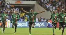 La Zambie dans l'Histoire, la Côte d'Ivoire terrassée