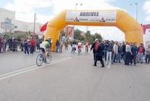 2ème édition du Challenge de la Marche Verte de cyclisme : Les favoris ont décroché le podium
