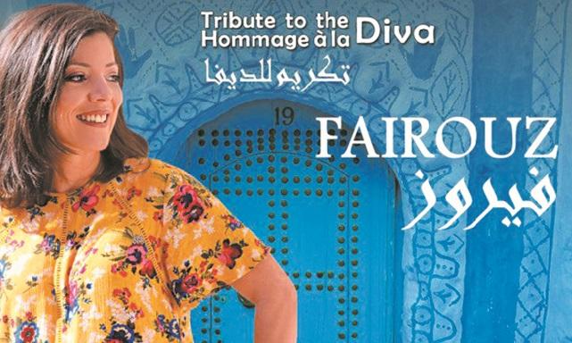 Farah Rigal fait la promotion de son dernier album en France