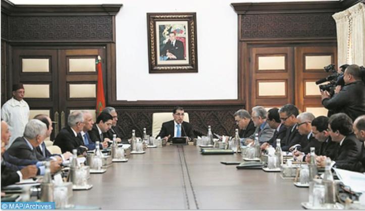 Le Conseil de gouvernement adopte le PLF 2020 et les textes l'accompagnant