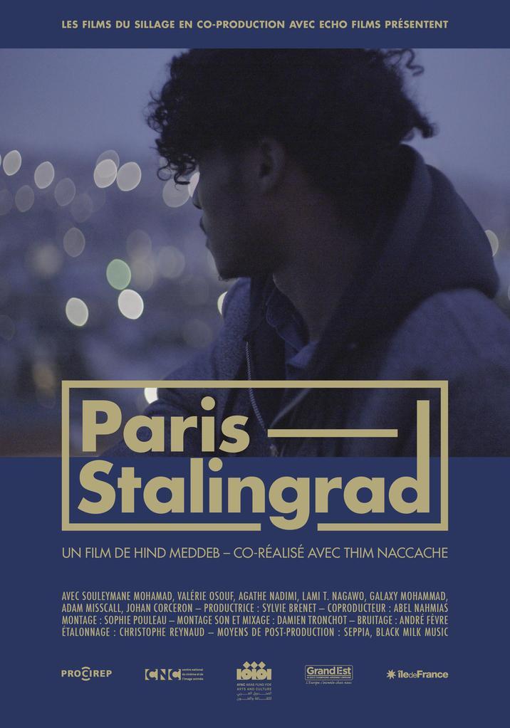 "Projection en Norvège du film ""Paris Stalingrad"" de la Marocaine Hind Meddeb"