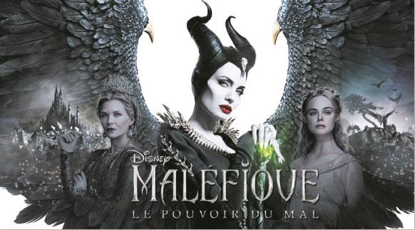 """La sorcière """"Maléfique"""" détrône le """"Joker"""" au box-office"""