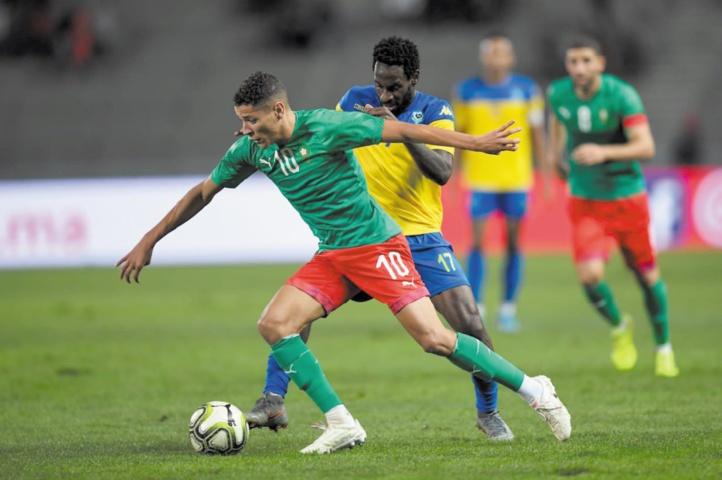 Amine Harit convoité par le Barça