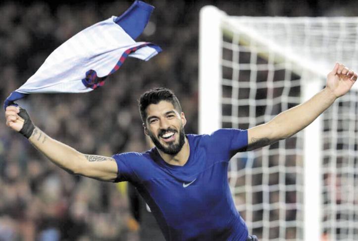 Suarez doit enfin chasser le sortilège loin de Barcelone
