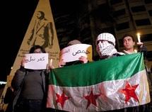 Damas nie tout crime contre l'humanité : La communauté internationale soutient l'opposition en Syrie