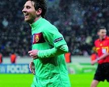 Ligue des champions : Le Barça cartonne, Lyon assure l'essentiel