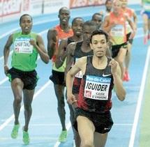 Meeting in door de Liévin : Les athlètes marocains s'illustrent de la plus belle manière