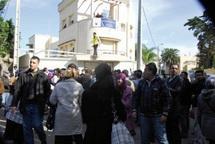 Les manifestations se suivent et se ressemblent : Au quartier des Orangers, le siège du PJD est une cour des miracles