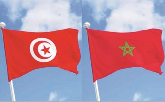 S.M le Roi représenté à l'investiture du Président tunisien par Habib El Malki et Hakim Benchamach