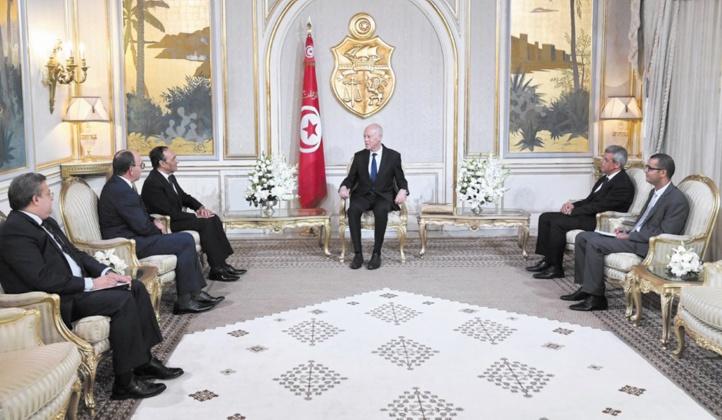 Message verbal de S.M le Roi au président tunisien