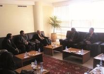 Rencontre à Rabat entre l'USFP et le CNT libyen