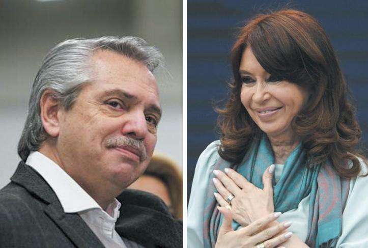 Présidentielle en Argentine:  Alberto le discret et Cristina la volcanique