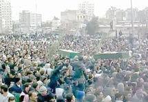Syrie violences : Damas n'y échappe pas