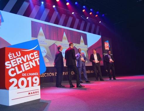 """14 entreprises élues """"Service client de l'année"""""""