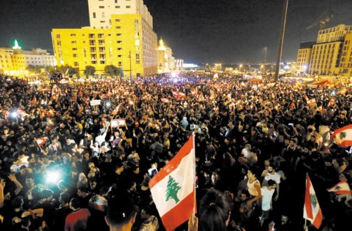 Troisième semaine de mobilisation et impasse politique au Liban