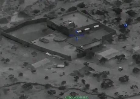 Washington dévoile les premières images du raid contre Baghdadi
