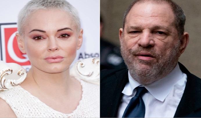 Rose McGowan porte plainte contre Harvey Weinstein